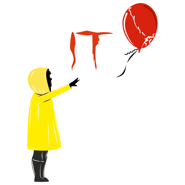 NeatoShop: IT Pennywise clown