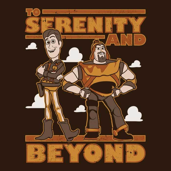Once Upon a Tee: To Serenity and Beyond