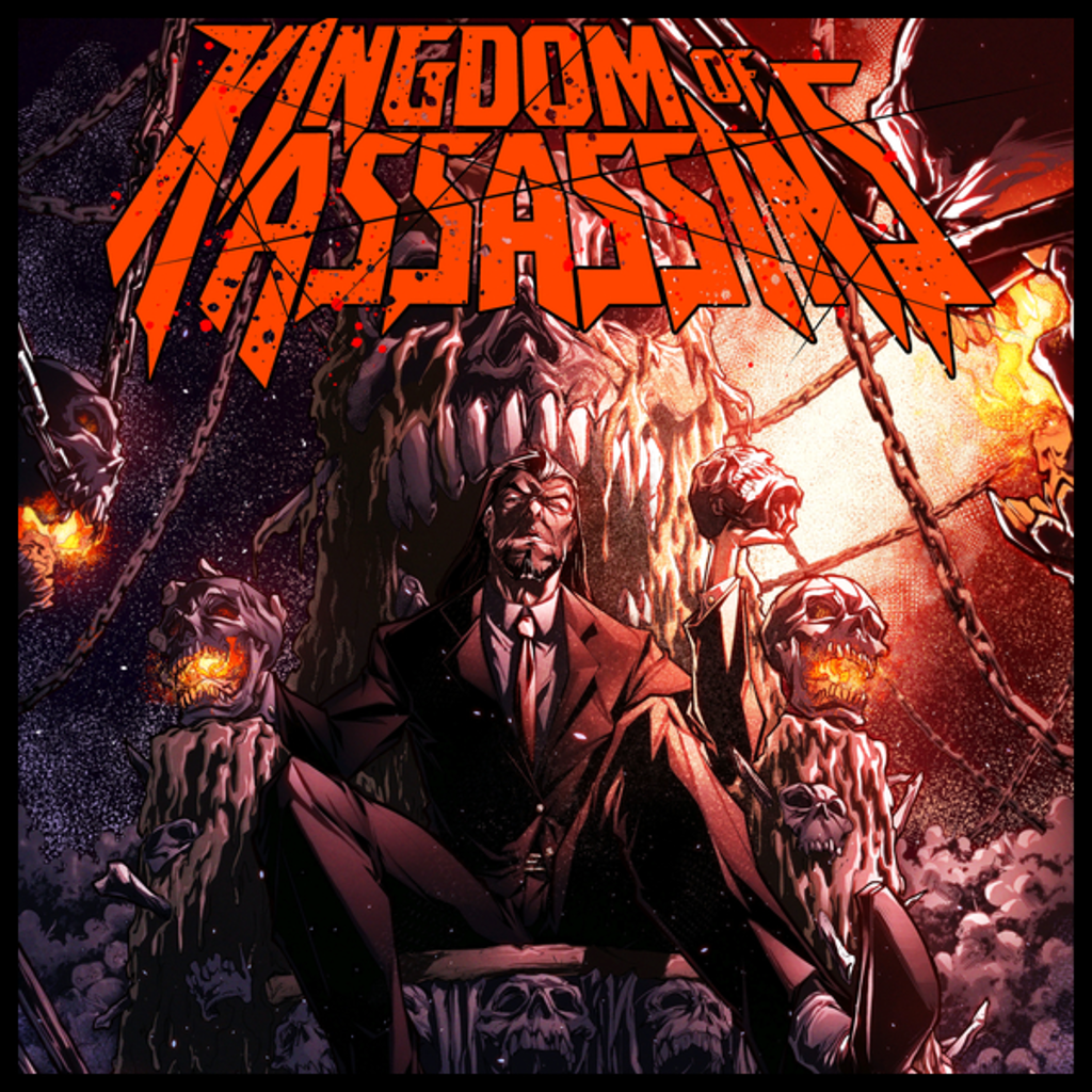 NeatoShop: Kingdom of Assassins Manga
