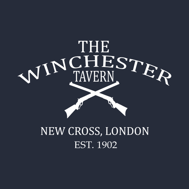 TeePublic: The Winchester Tavern - Shawn Of The Dead