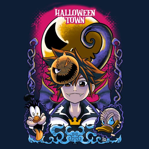 NeatoShop: Halloween Town