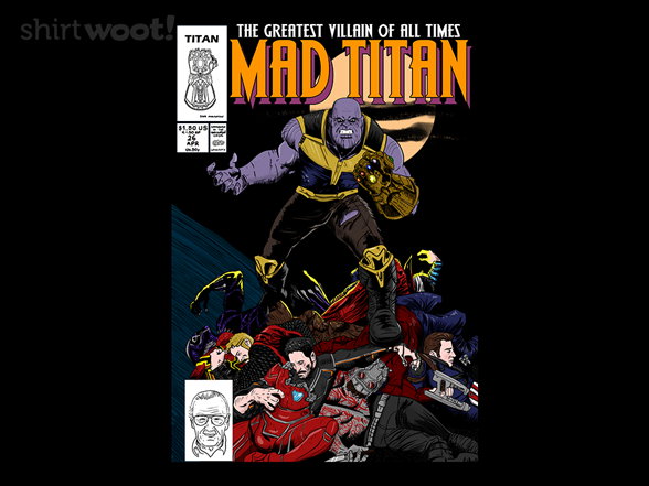 Woot!: The Mad Titan