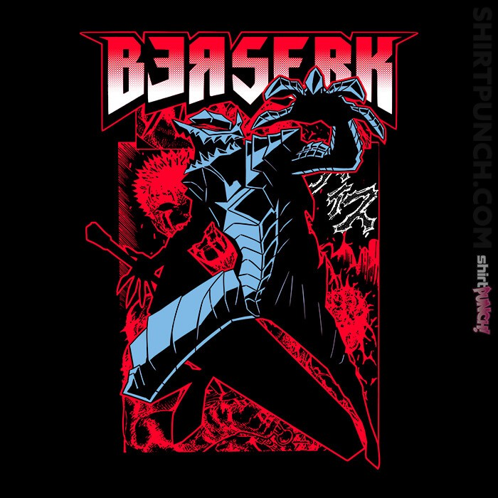 ShirtPunch: Berserker Guts