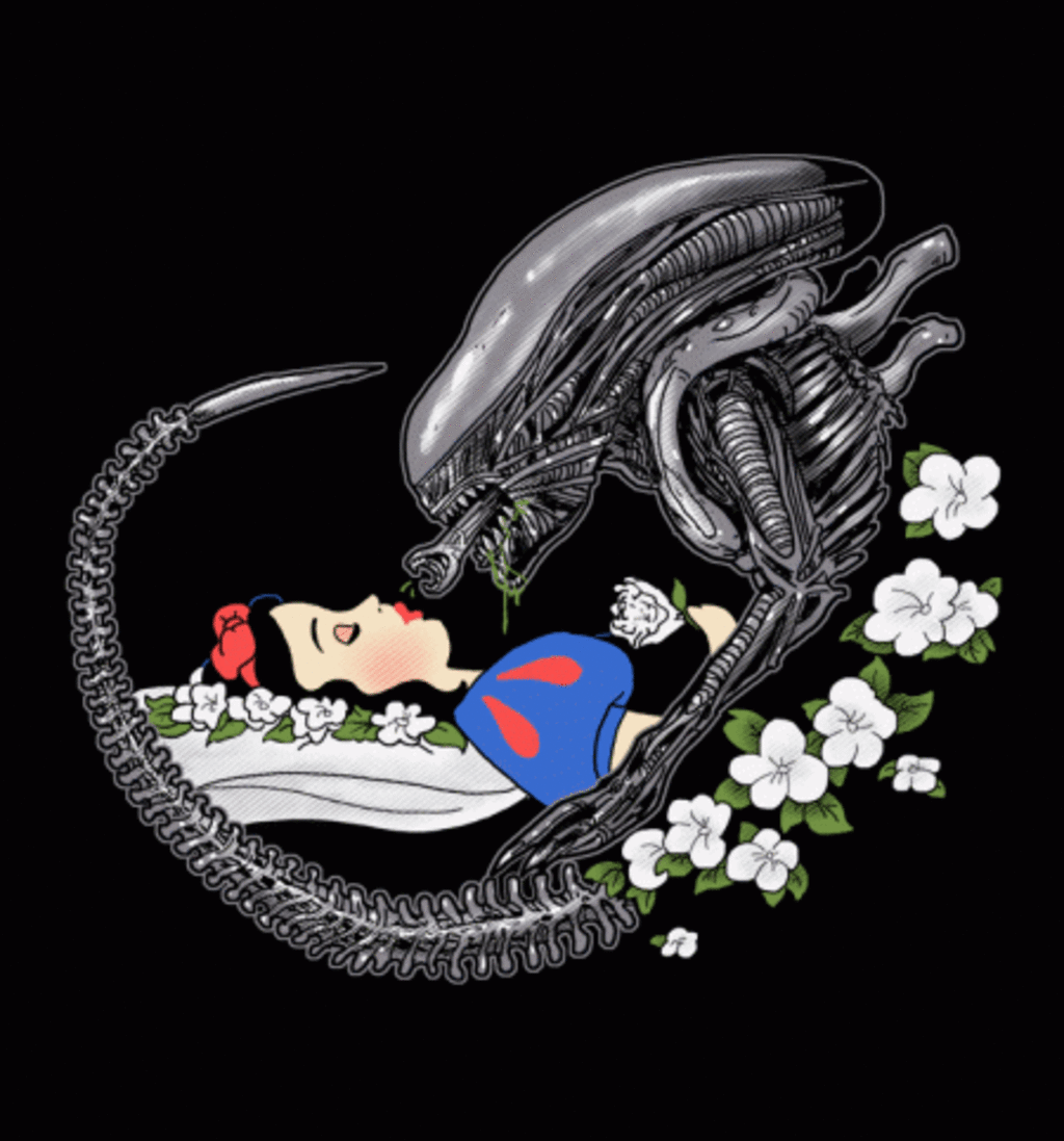 BustedTees: True Love's Kiss