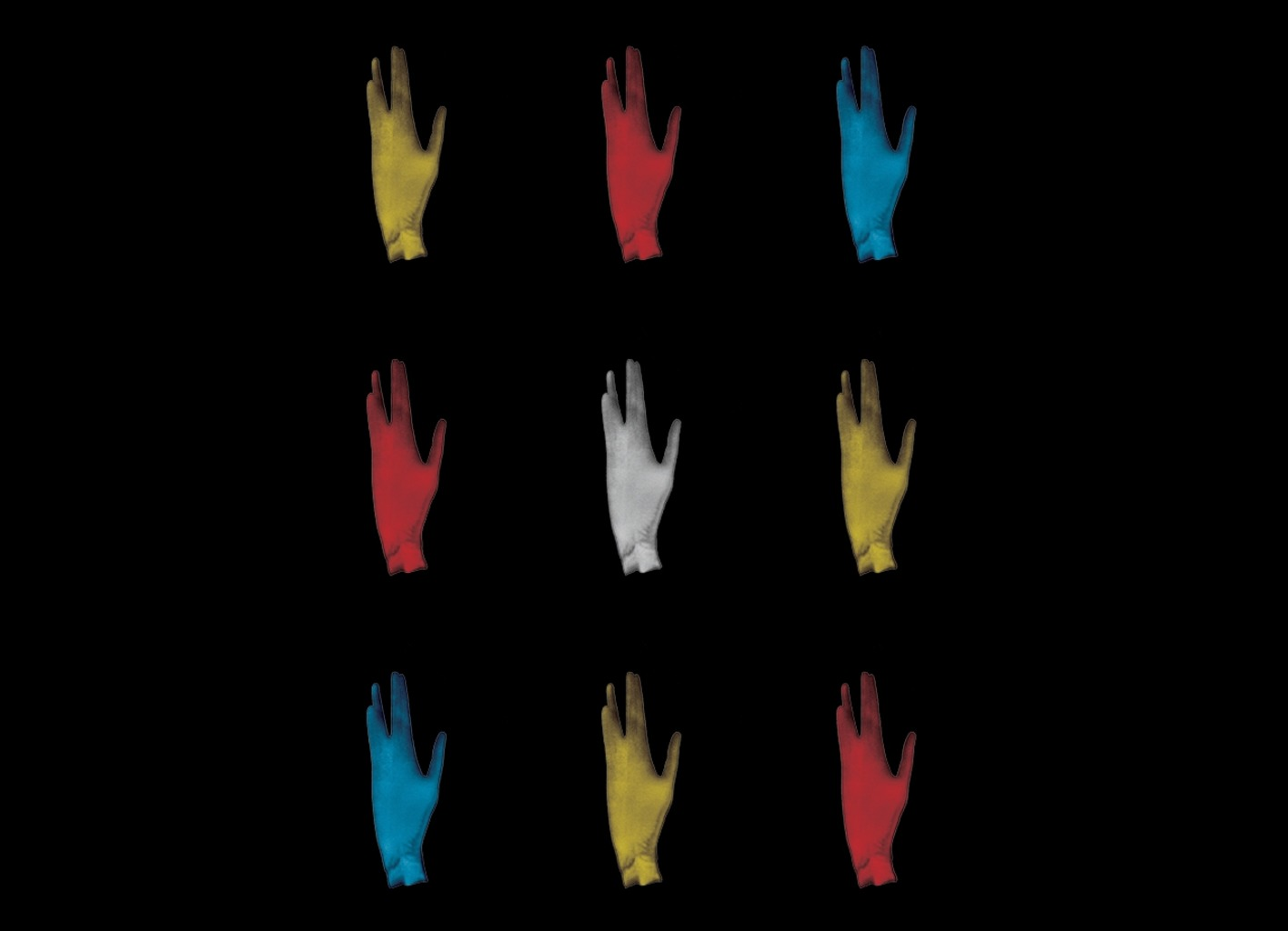 Threadless: Hand in Vulcan Gesture