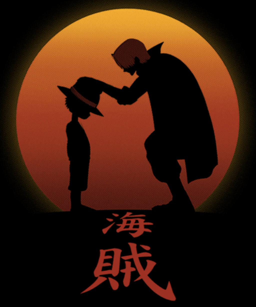 Qwertee: I will be the pirate king