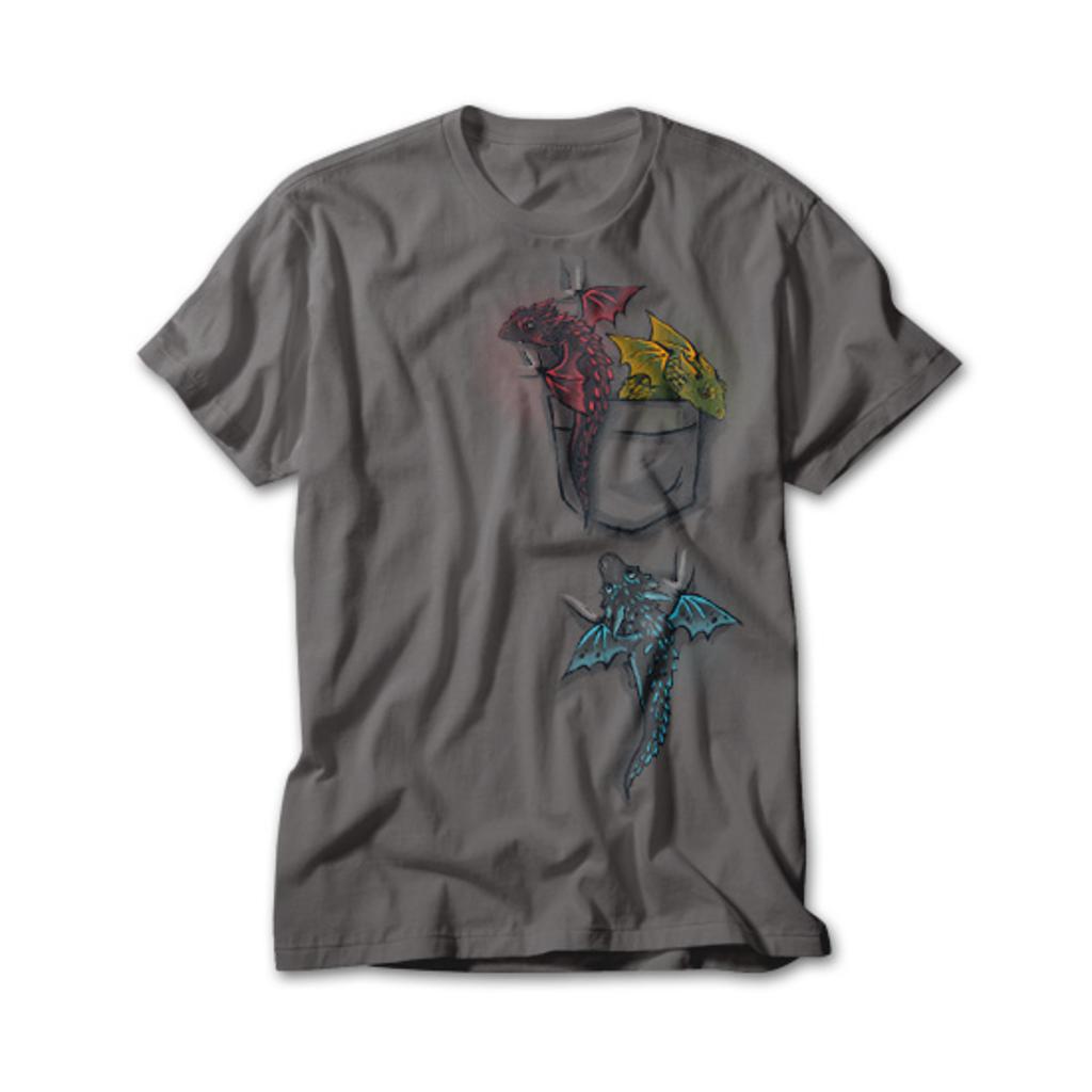OtherTees: Pocket of Dragons!