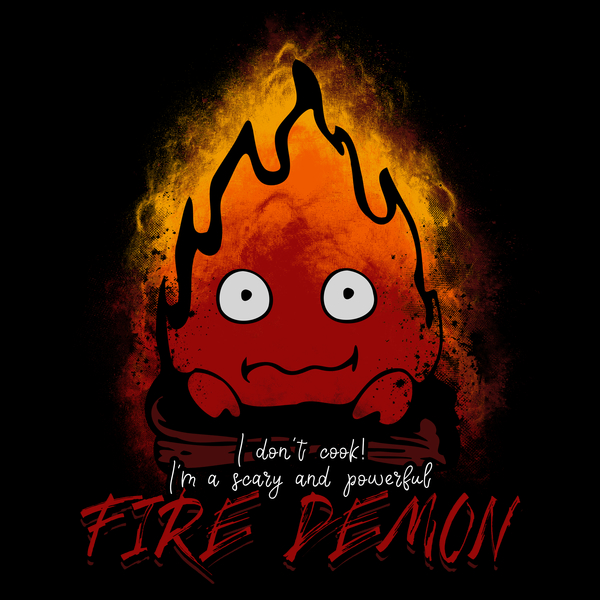 NeatoShop: I'm Just a Fire Demon
