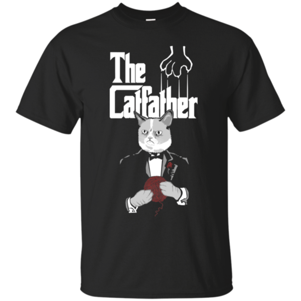 Pop-Up Tee: The Catfather