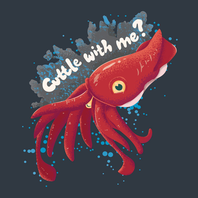Wear Viral: Cuttle With Me