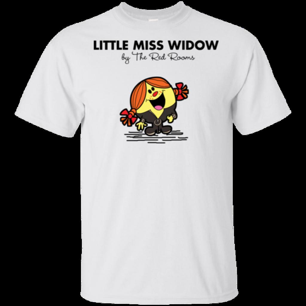 Pop-Up Tee: Little Miss Widow