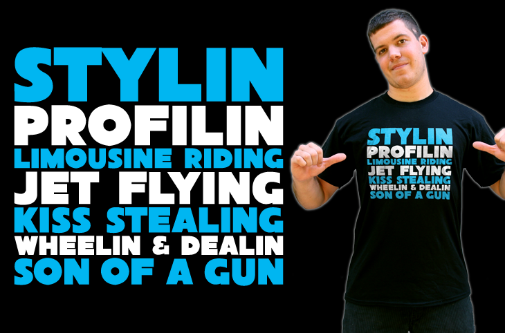 Top Rope Tuesday: Stylin & Profilin