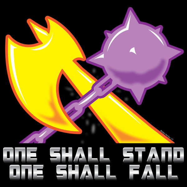 NeatoShop: One Shall Stand...One Shall Fall