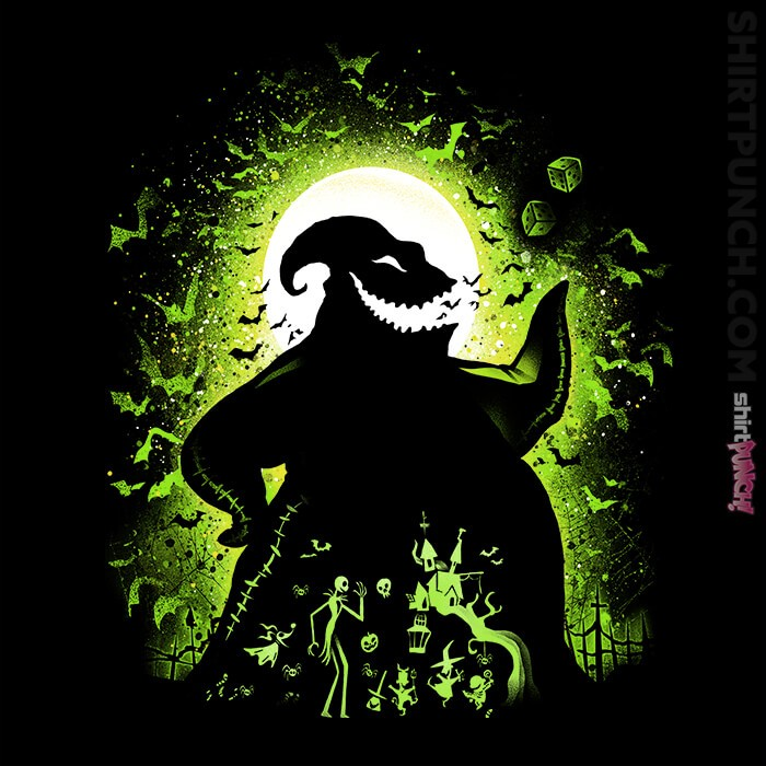 ShirtPunch: Shadow On The Moon
