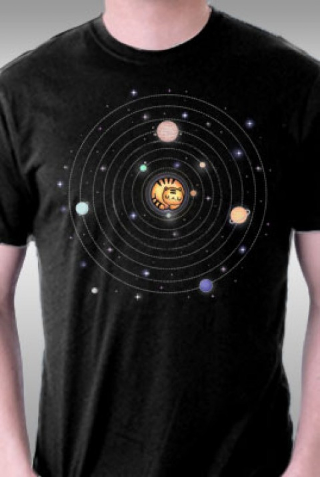 TeeFury: Centre Of The Universe
