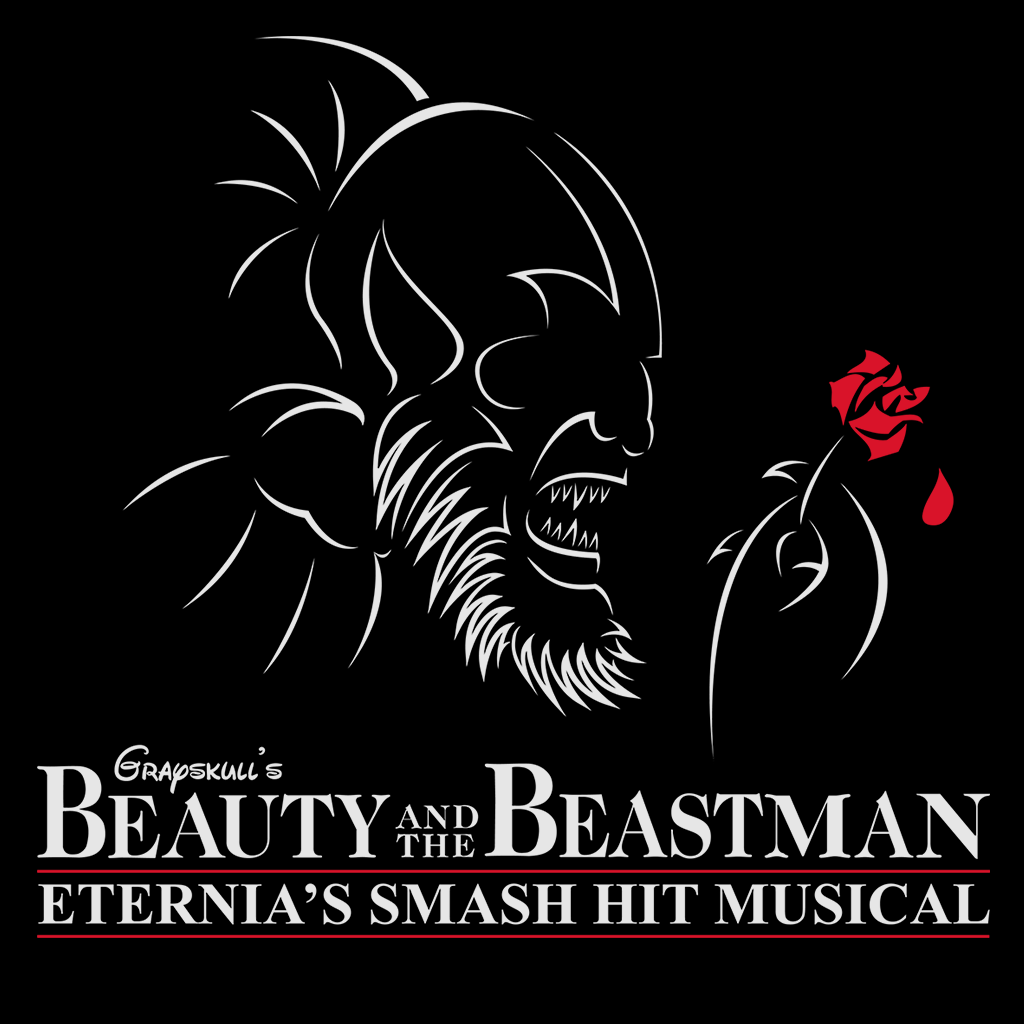 Pop-Up Tee: Beauty and the Beastman