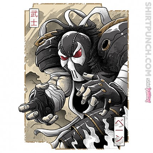 ShirtPunch: Samurai Bane