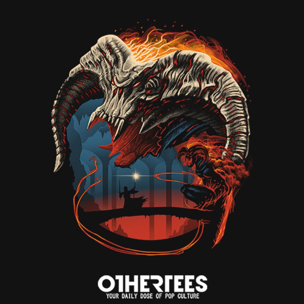 OtherTees: Nameless Terror