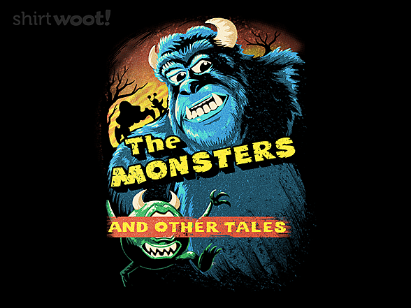 Woot!: The Monsters