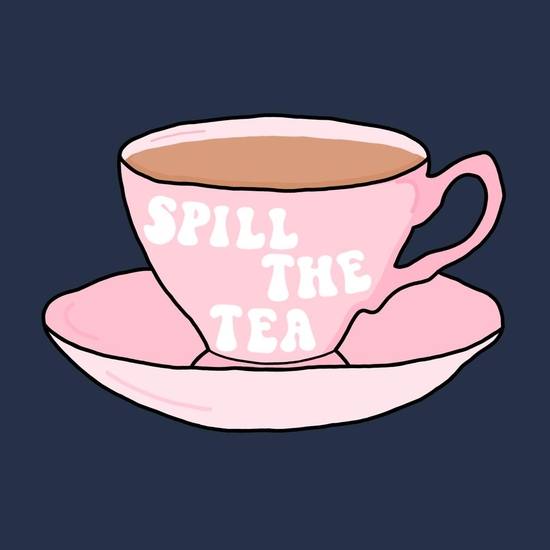 BustedTees: Spill the tea