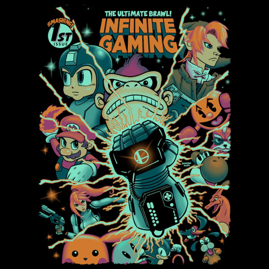 NeatoShop: Infinite Gaming