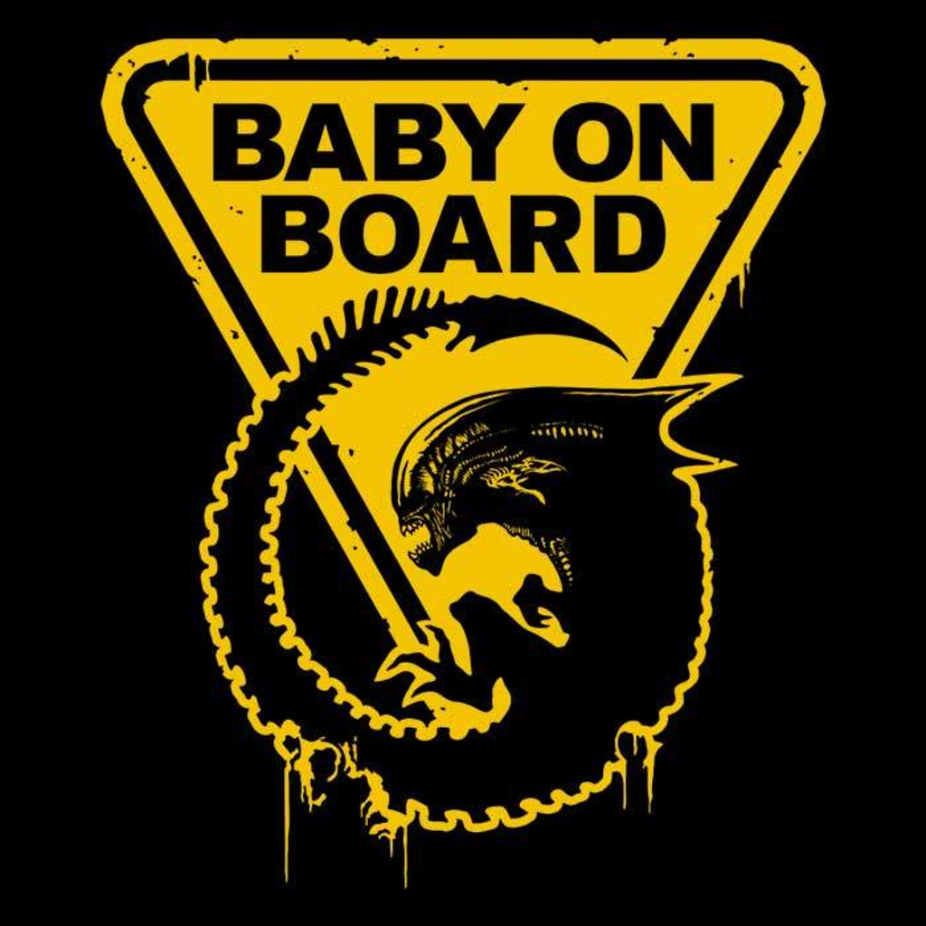 Once Upon a Tee: Baby on Board