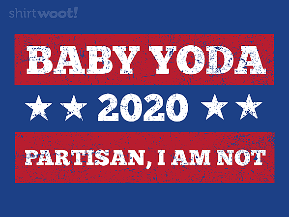 Woot!: Partisan I Am Not