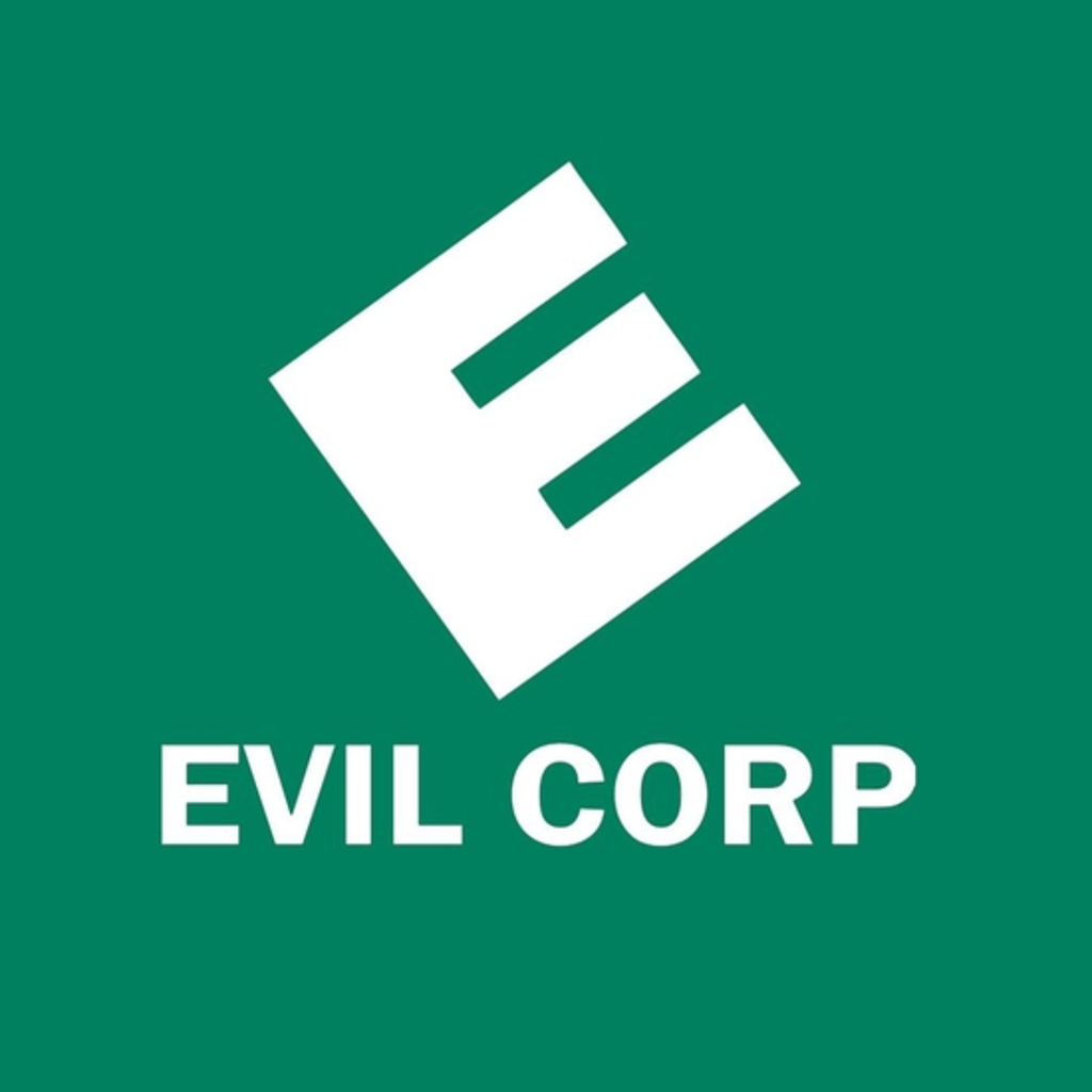 BustedTees: Evil Corp Tshirt