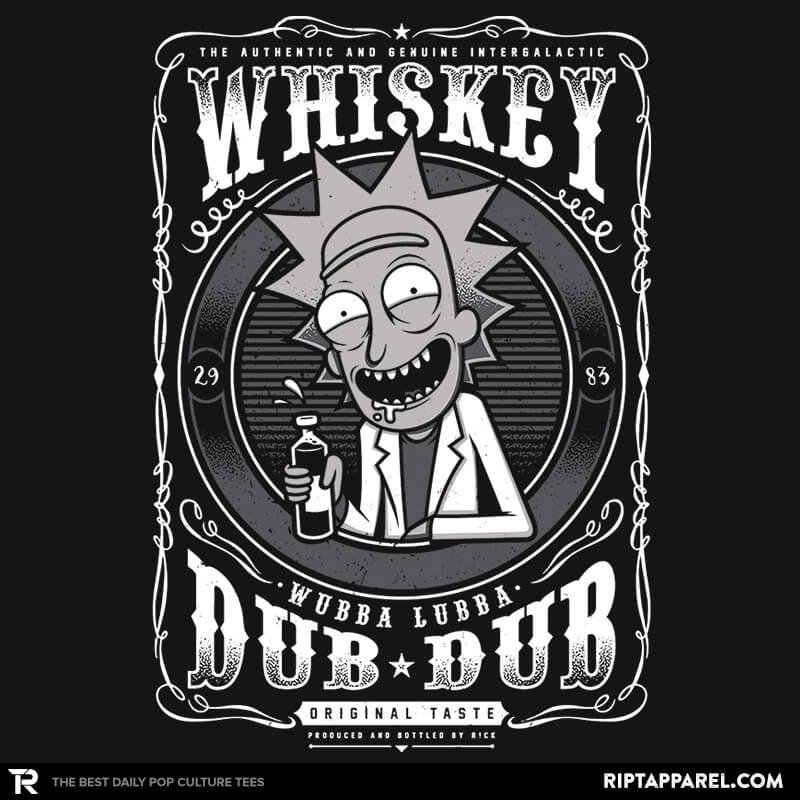 Ript: Whiskey Dub Dub