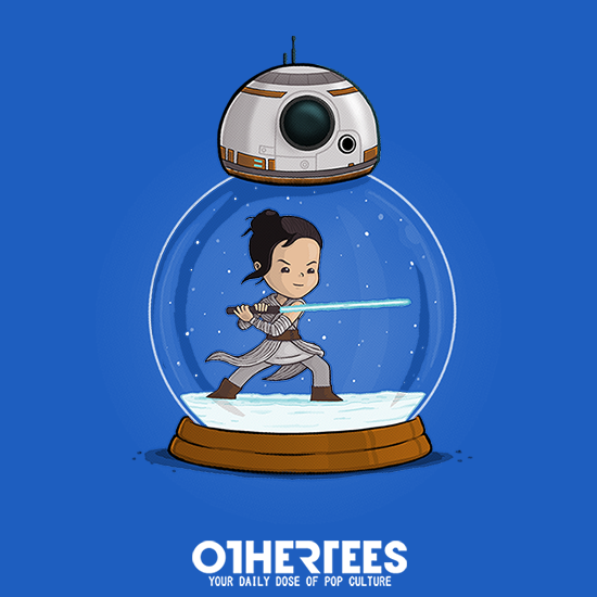 OtherTees: Snow BB Ball