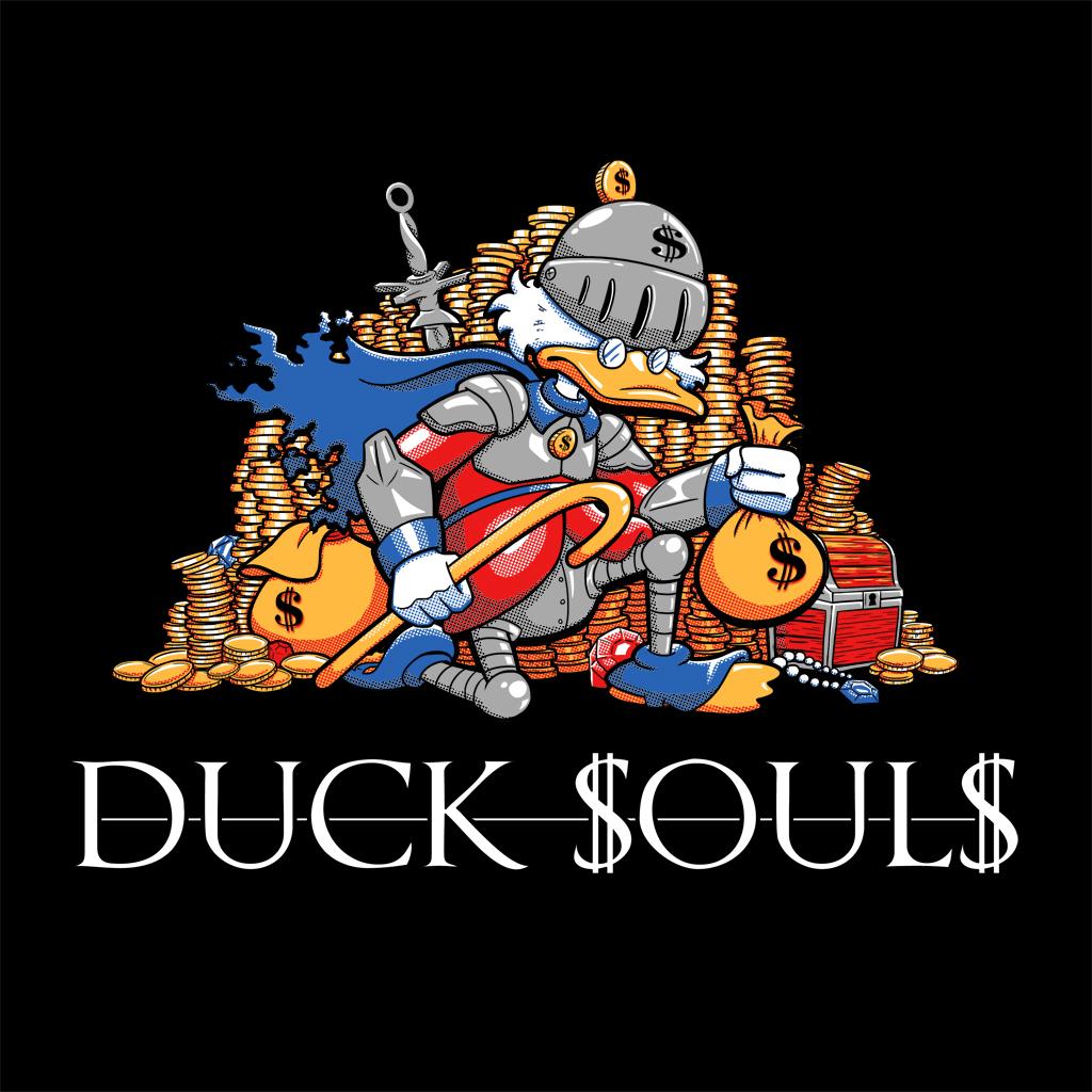 TeeTee: Duck Souls Remastered