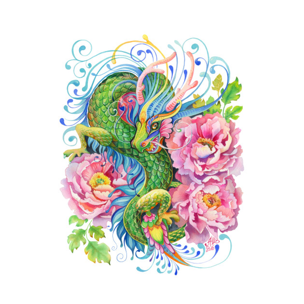 TeePublic: Year of the Dragon