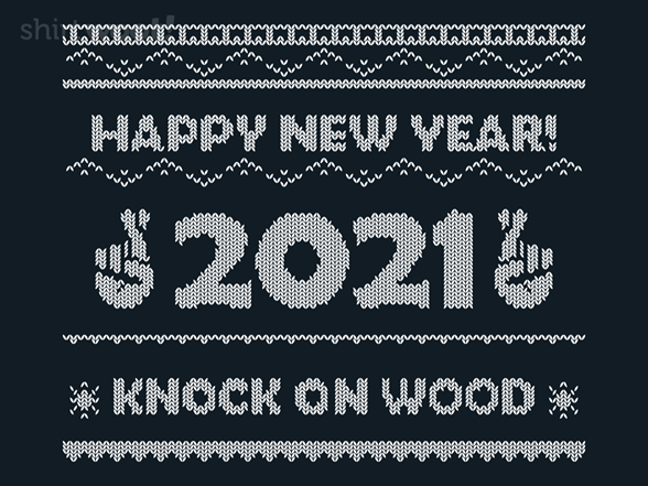 Woot!: Happy New Year! (We Hope!)