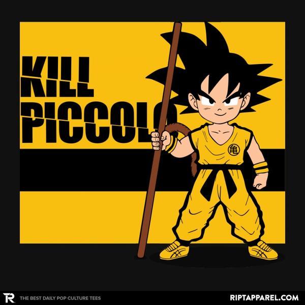 Ript: KILL Piccolo
