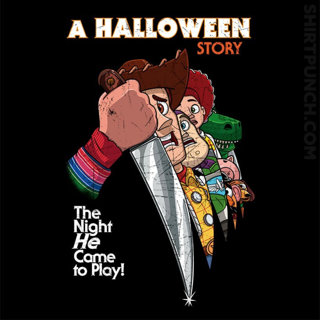 ShirtPunch: A Halloween Story