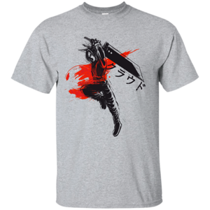 Pop-Up Tee: Traditional Soldier