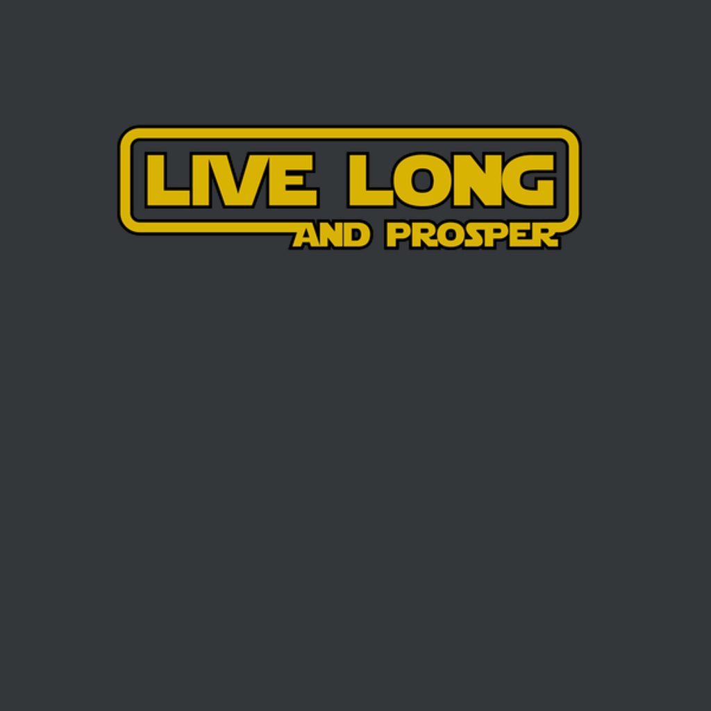 NeatoShop: Live long and prosper