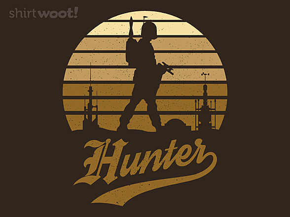 Woot!: The Hunter
