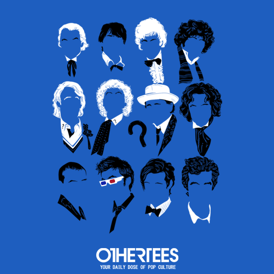 OtherTees: Twelve Doctors