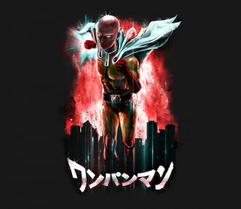 TeeFury: Just a Hero for Fun