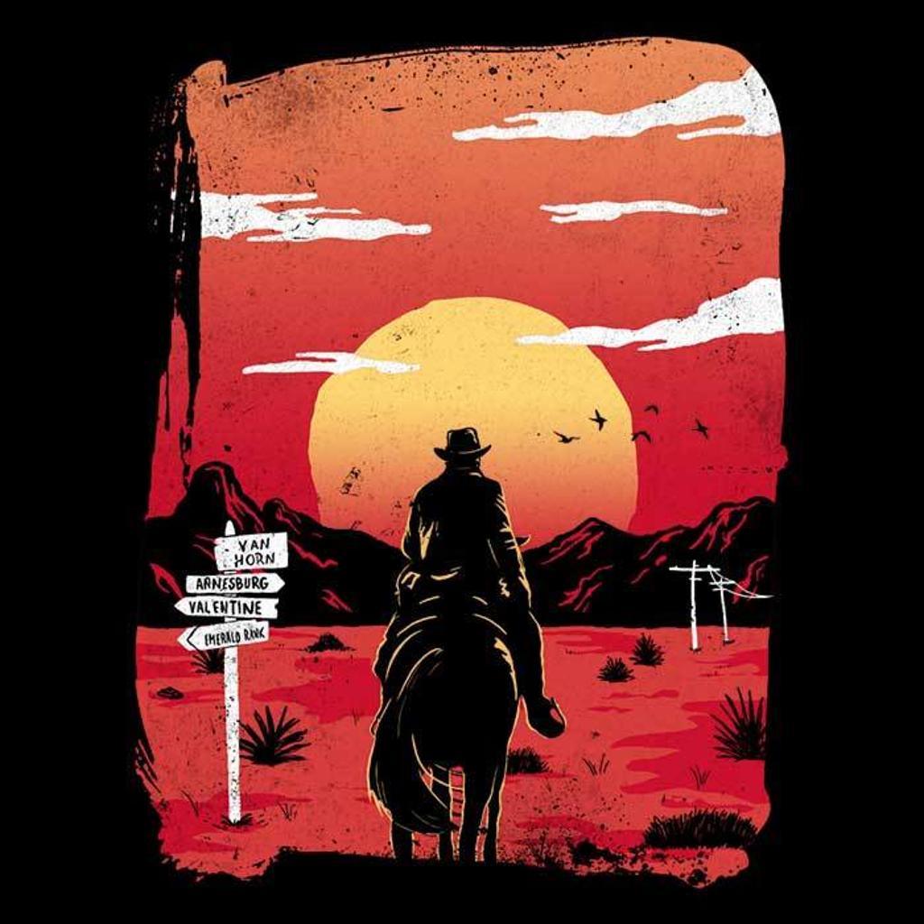 Once Upon a Tee: Way to Nowhere
