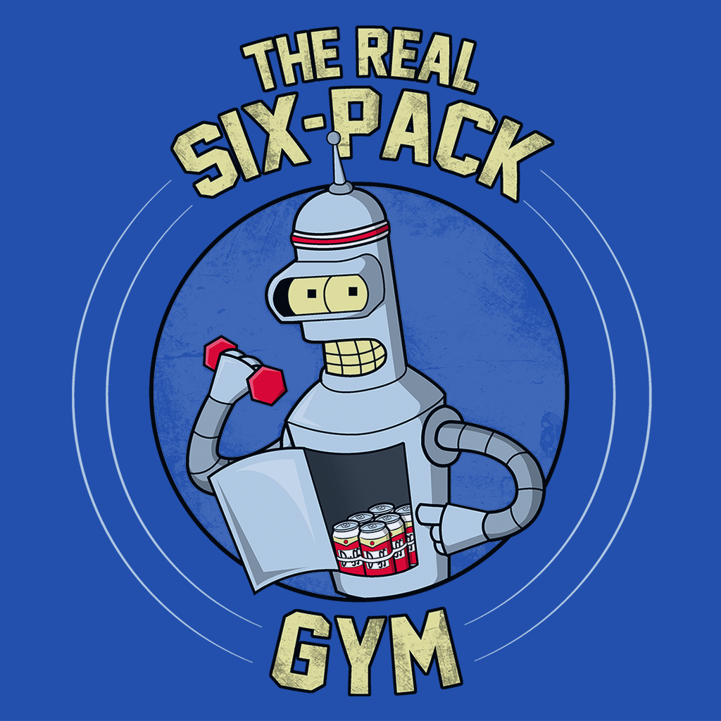 Pop-Up Tee: The Real Six Pack