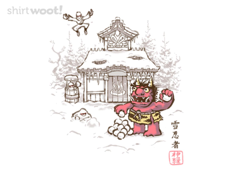 Woot!: Ninja vs. Oni