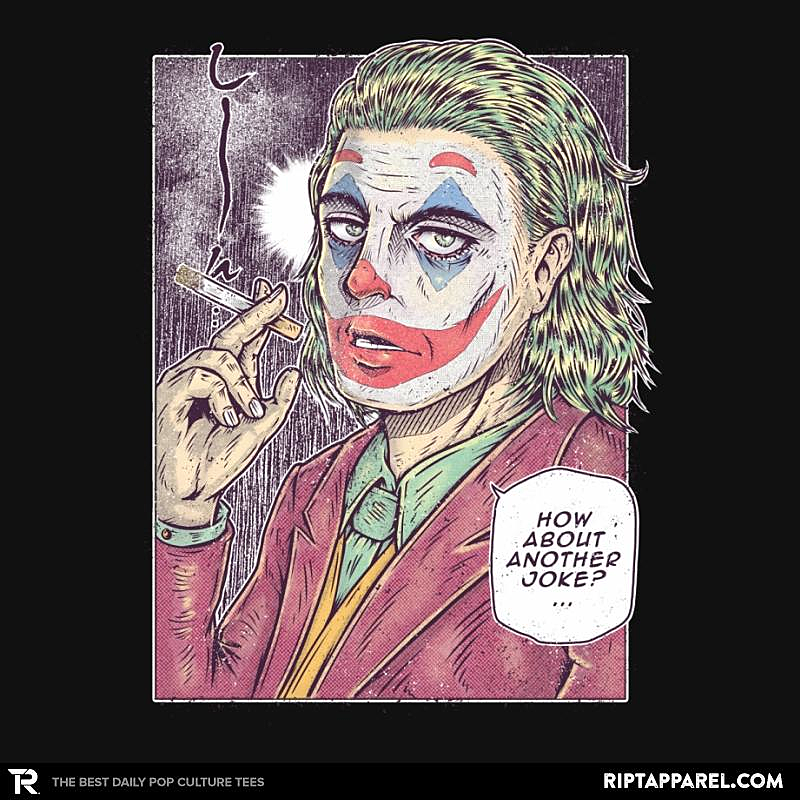 Ript: Manga Clown in Color