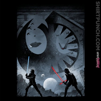ShirtPunch: The Last Duel