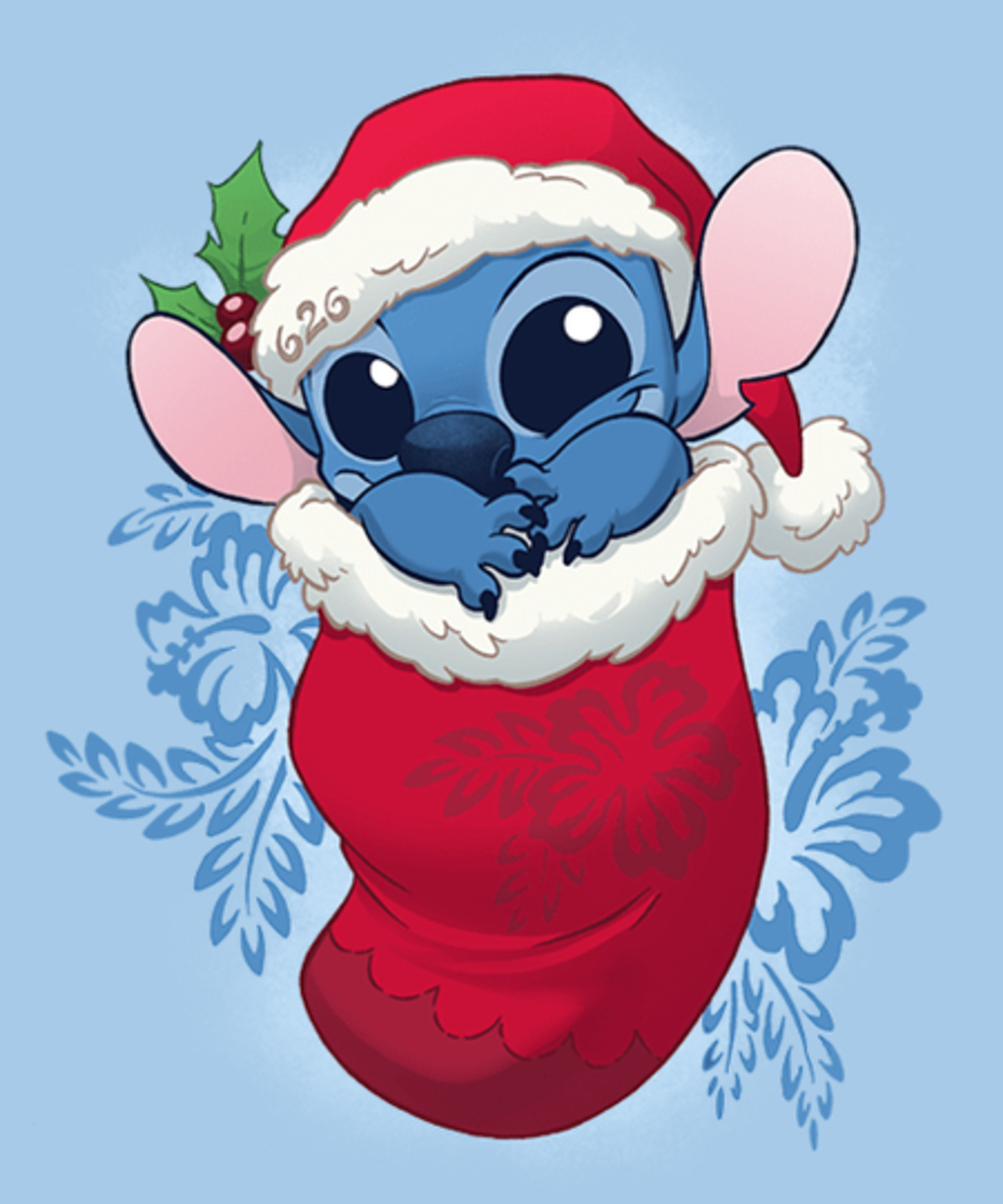 Qwertee: Stocking Stuffer: Alien Friend