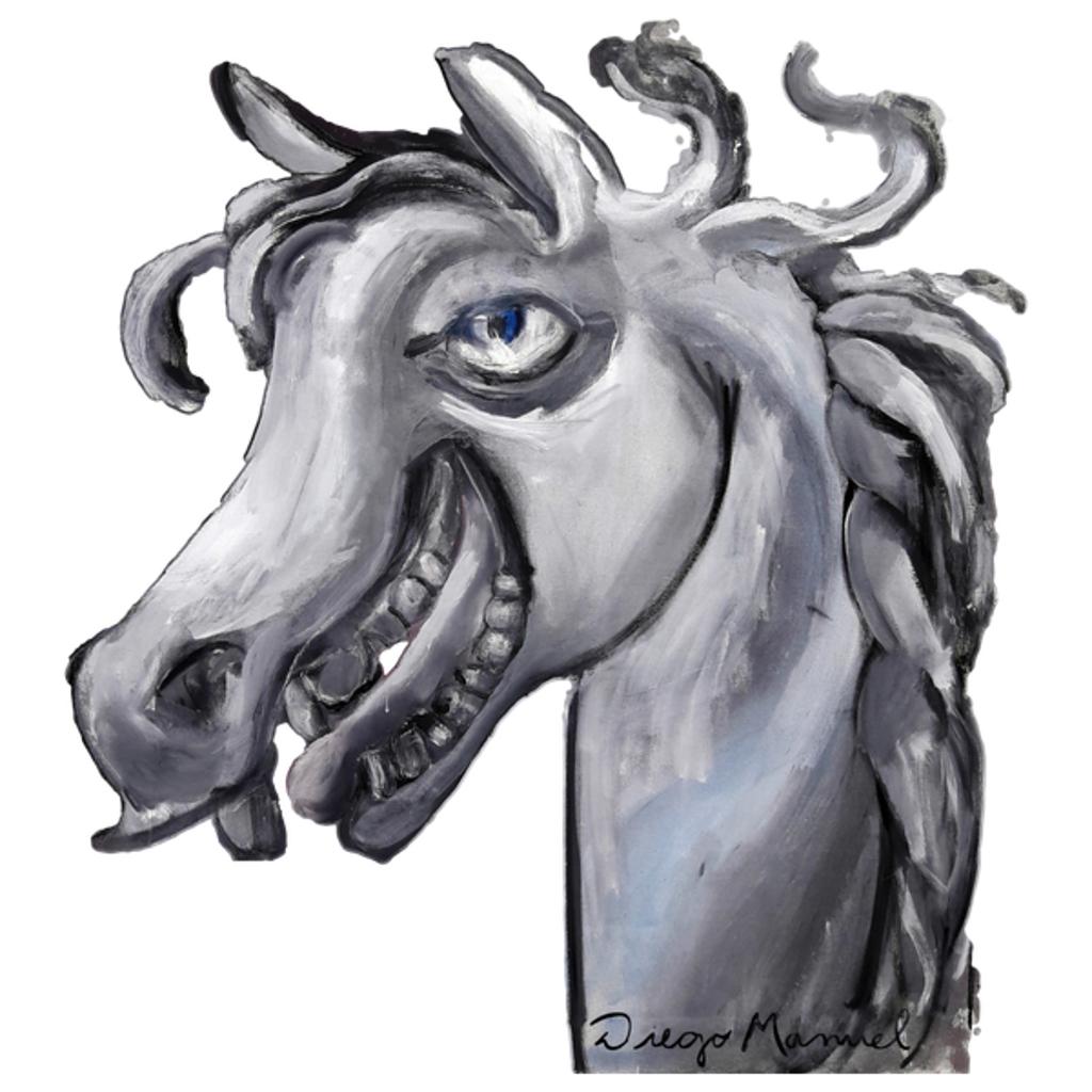 NeatoShop: Horse laugh