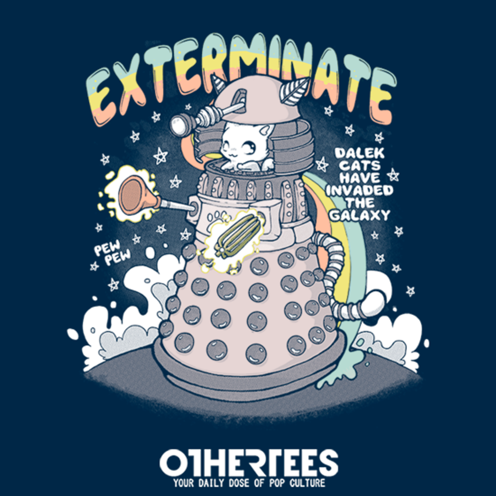 OtherTees: Exterminate Cat
