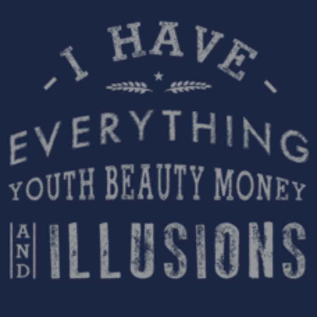Textual Tees: I Have Everything