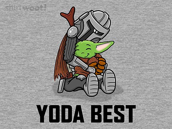 Woot!: Yoda Best
